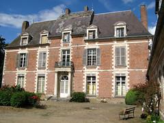 Quevauvillers - château (façade) 6224