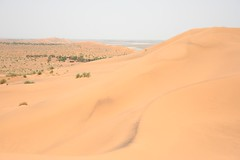 Dune Rose a alguns kms de Gao
