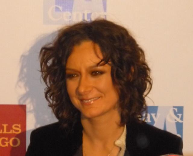 Header of Sara Gilbert