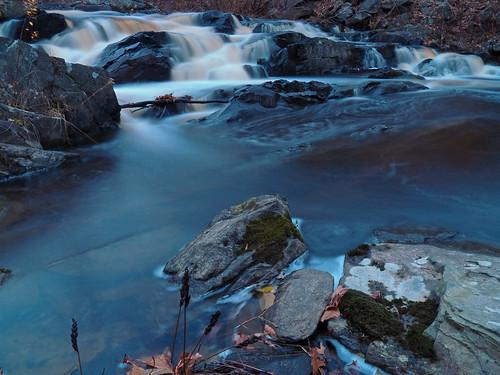 usa fall water waterfall stream maine falls waterfalls brook sidney kennebec goff kennebeccounty goffbrookfalls