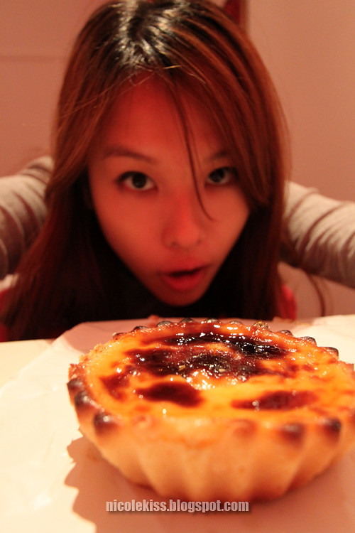 egg tart and i