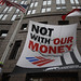 Action in Charlotte, NC: Bank of America, Not With Our Money!