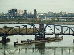 Portal Bridge and Hackensack River, NJ