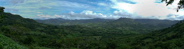 Matagalpa panorama