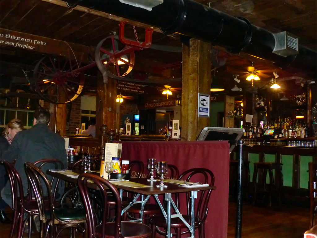 Quay Restaurant - Dublin, Ireland.