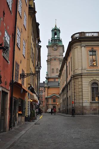2011.11.09.153 - STOCKHOLM - Gamla stan - Stortorget - Storkyrkan