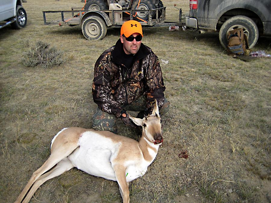 Tim's Antelope