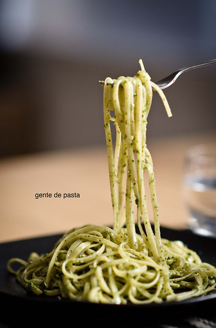 51/366: gente de pasta