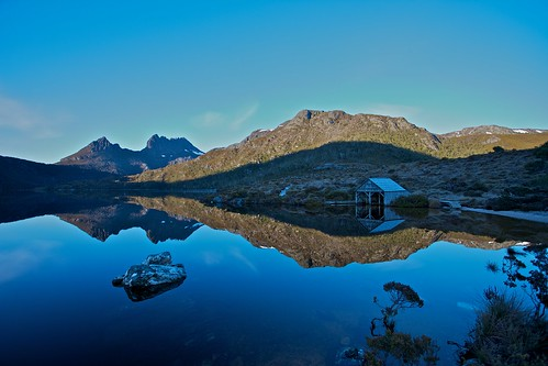 The Boat Shed at Cradle Mountain