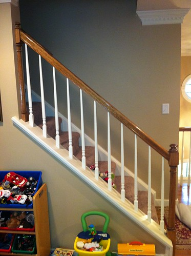 Crown Molding Installer Iron Baluster Installation