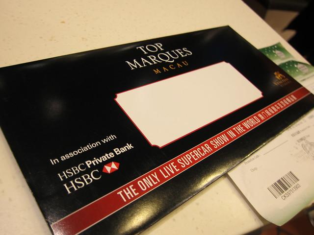 Top Marques Macau 2011