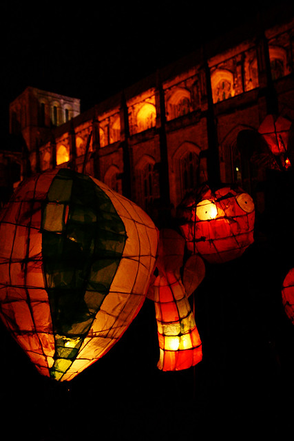 lanterns cathedral