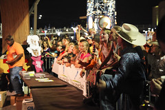 Colt Ford Fans at the Red River Revel, Shreveport, LA