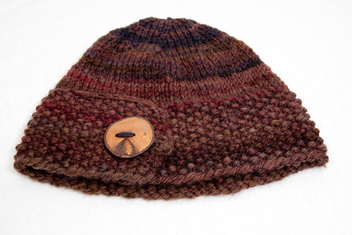 Brown Egg Hat