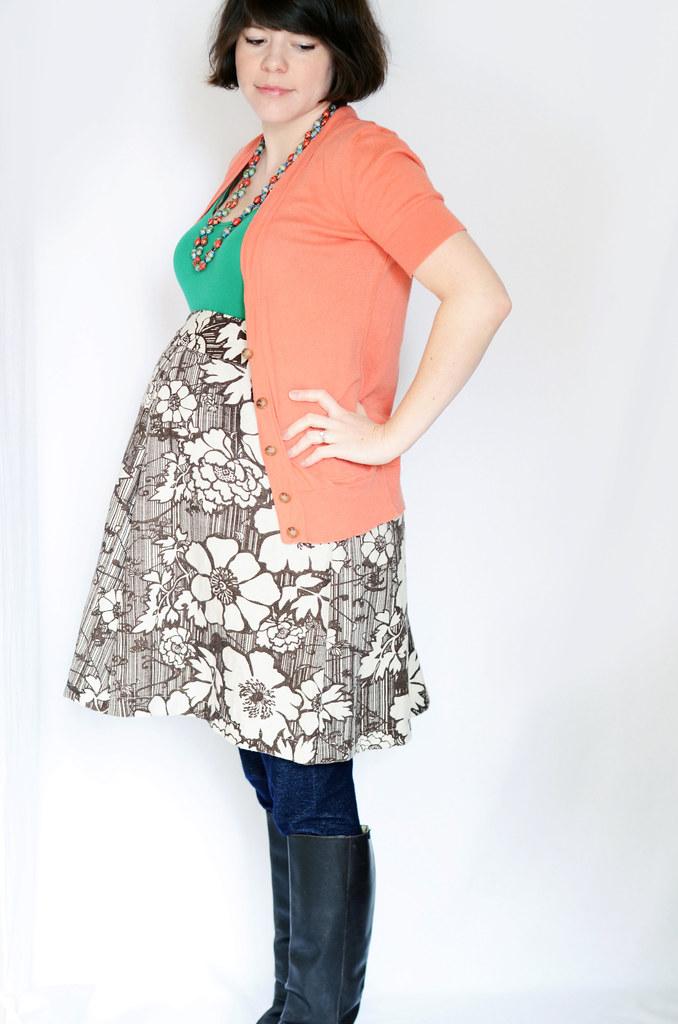 Pregnancy Outfit Week 28