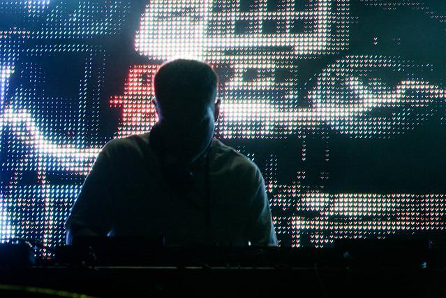 DJ Shadow en el Festival Imperial