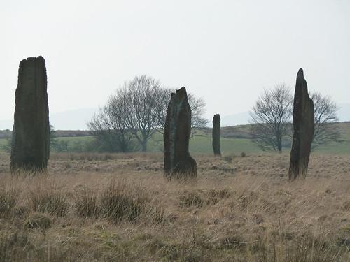 Machrie Moor Prehistoric Site, Arran