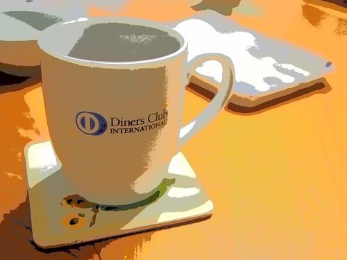 Diners Club マグカップ