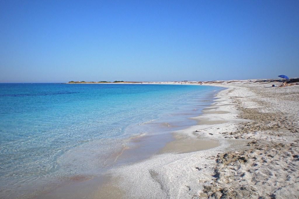 пляж Mari Ermi
