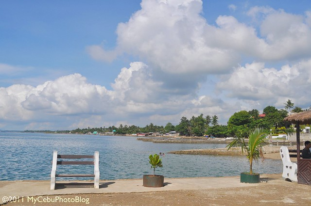 Nice Beaches In Compostela Cebu