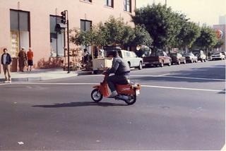 San Francisco Street View, Feb 1988