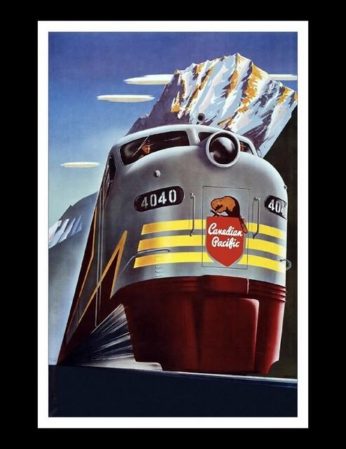 Canadian Pacific Diesel