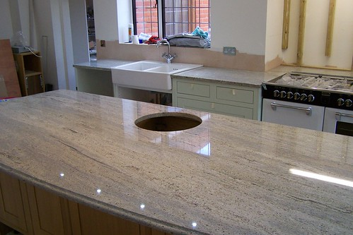 kashmir white granite worktops fitted spm granite. Black Bedroom Furniture Sets. Home Design Ideas