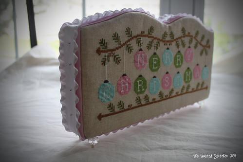 CCN Merry Christmas Ornaments 3