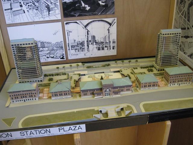 Union Station Model