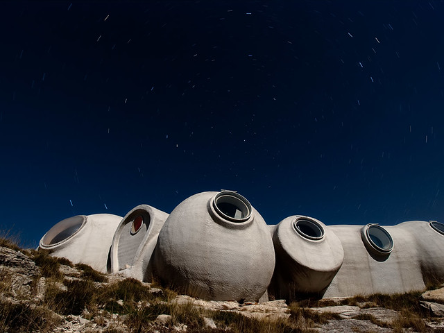 Extraterrestrial Houses