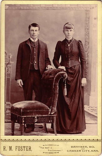 Wichers Wedding 1890