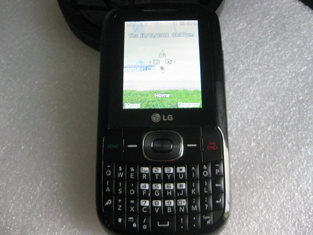Tracfone LG 500G