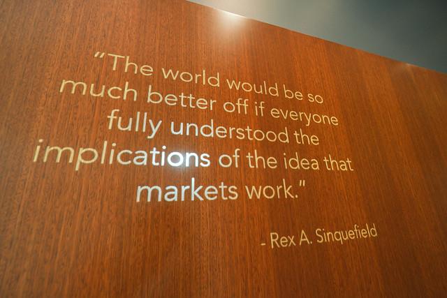 Rex A. Sinquefield Dimensional Fund Advisors HQ Austin, TX