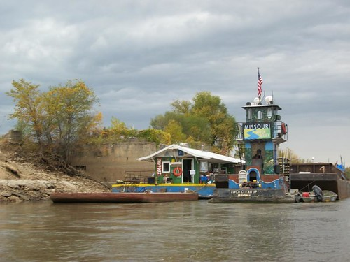 Barge Team moves to Washington