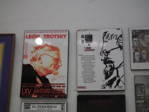 Trotsky photo
