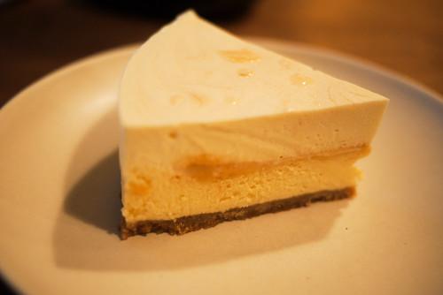 Nido 巢咖啡 - 起司揹起司蛋糕