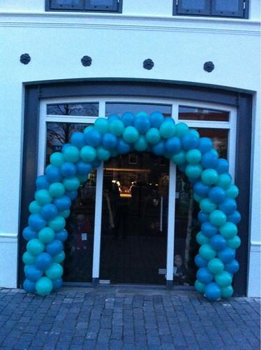 Ballonboog 6m van de Ven Fashion Oud Beijerland