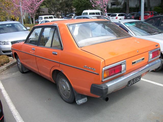 Orange Datsuns - a gallery on Flickr