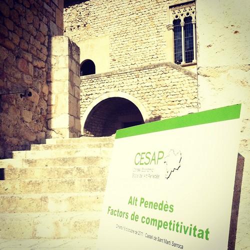 Fins la propera Jornada #cesap - 18-10-11