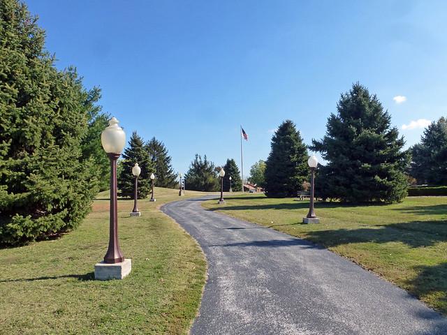 Springfield Botanical Garden Entrance Explore Gmeador 39 S Ph Flickr Photo Sharing