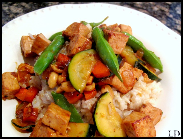 Kung Pao Tofu | Flickr - Photo Sharing!