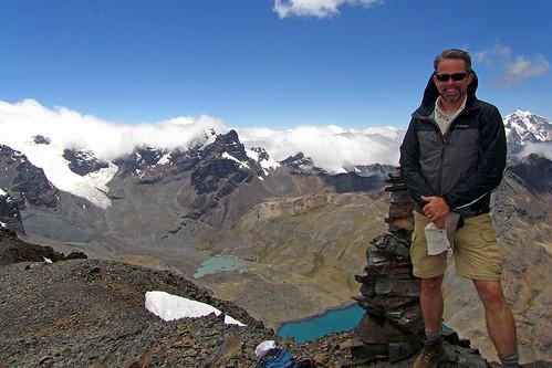 At 5350 Meters