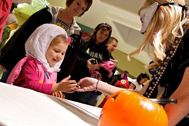 Halloween Open House 2011