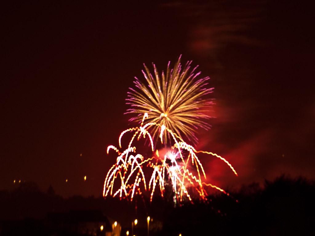 Omagh Halloween Fireworks 29_10_11