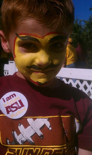 ASU Homecoming 2011