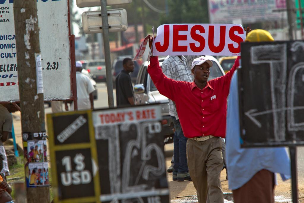 Faces of Liberia – Together Liberia – David Trotman-Wilkins