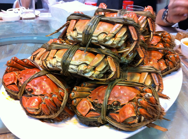 Chinese mitten crab (Shanghai hairy crab).....大閘蟹 | Flickr ...