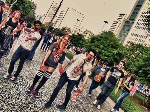 Zombie Walk SP