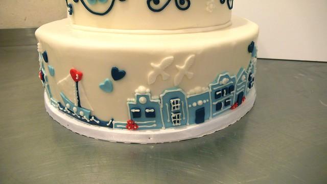 Amsterdam side of cake