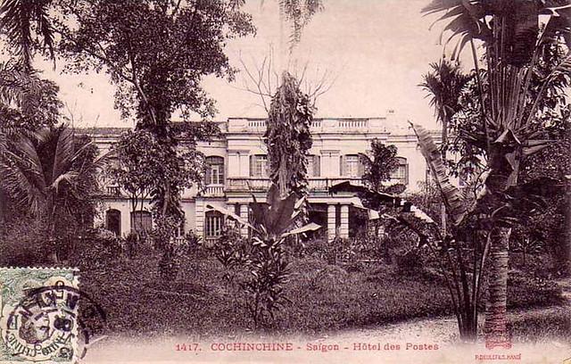 Cochinchine - Saïgon - Hôtel des Postes